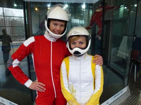 Tatiana and me