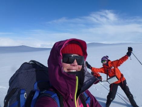 skiing, mountains, Berghaus, Anniken Binz