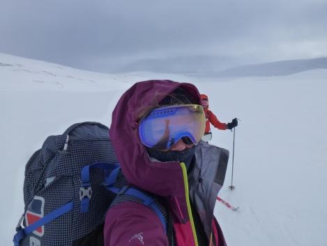 skiing, Hardangervidda, Anniken Binz, Berghaus