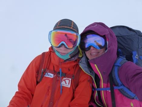 skiing, Kjersti Eide, Anniken Binz