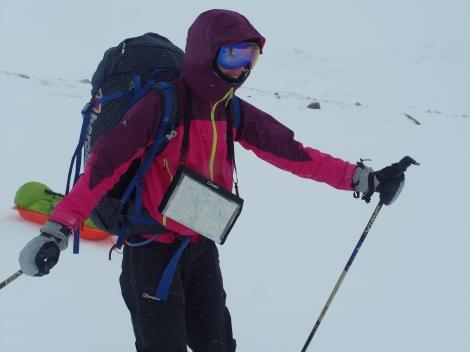 skiing, Anniken Binz, Berghaus